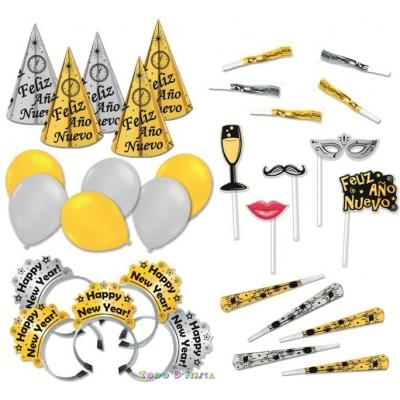 Paquete para 10 personas - Feliz Año Nuevo